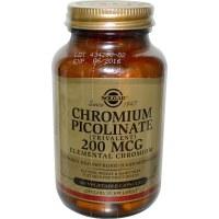 Solgar Chromium Picolinate 200 g Ve 90