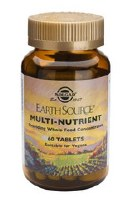 Solgar Earth Source(R) Multi-Nutrient 60