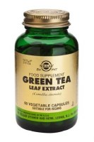 Solgar Green Tea Leaf Extract Vegetab 60