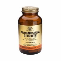 Solgar Magnesium Citrate Tablets 60