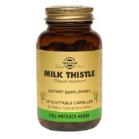 Solgar Milk Thistle Vegetable Capsule 100