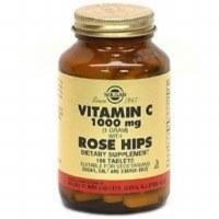 Solgar Vitamin C 1000 mg with Rose Hi 100