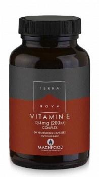 TERRANOVA Vitamin E 200iu Complex 50