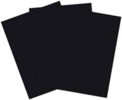 A4 BLACK CARD 40 SHEETS