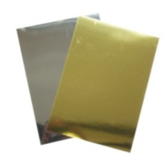 Paper Pick A4 Gold & Silver CARD 10 Sheets