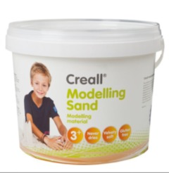 CREALL MODELLING SAND 5kg