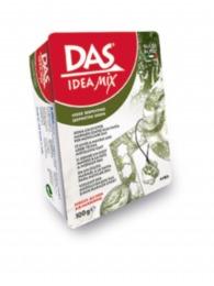 DAS Idea Mix 100g (serpentine green) Marbling Clay