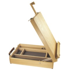 EDINBURGH TABLE BOX EASEL