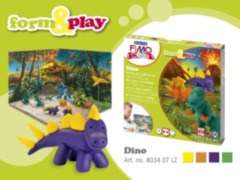 FIMO kids modelling sets Dionsaurs