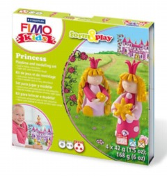 FIMO kids modelling sets Princesses