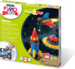 FIMO kids modelling sets Space