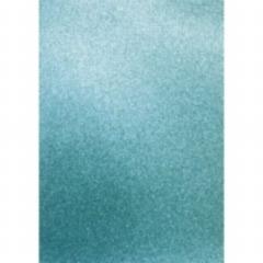 GLITTER CARD S/ADH A4 WHITE
