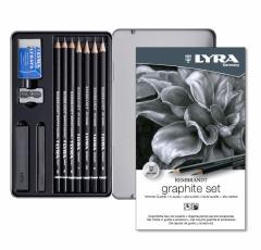 LYRA REMBRANDT GRAPHITE SET