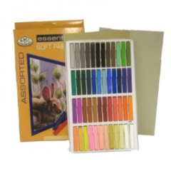Soft Pastels Essential Pack of 48