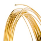 Craft Wire (10m x 1mm) - Gold