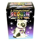 3D Sequins Kit - Cat