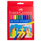 Markers - Faber Castell Colouring Markers Wallet of 24