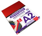 A2 Mountboard 5 Pack - Assorted Colours