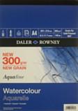 Aquafine Watercolour Pad A4