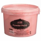 POWDER PAINT 2.5KG Brill Red