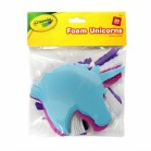 FOAM UNICORNS HEADS PK 20