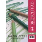 A4 Spiral Sketch Pad