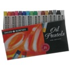 Oil Pastels for Artists (Pack of 16)