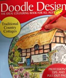 Doodle Design: Traditional Country Cottages