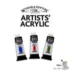 Artists Acrylic 60ml - Naples Yellow