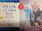 Frank Clarke Watercolour Set with DVD