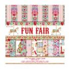 Helz Cuppleditch - 8 x 8 Designer Paper Pack - Fun Fair