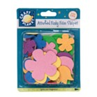 Funky Foam Shapes - Flowers (Self-Adhesive)