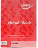 Graph Copy Book 32 Pages