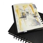 Hahnemuhle Black Spiral Sketch Book A5