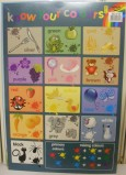 Educational Poster - Colours