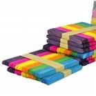 Lollipop Sticks 500 Pack - Coloured
