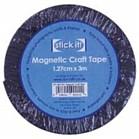 Magnetic Tape (1.27cm x 3m)