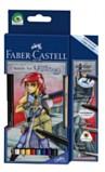 Faber Castell Manga Art Fantasy Set