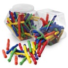 Measuring Worms Pack of 72