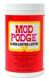 Mod Podge Gloss All-In-One Decoupage Sealer / Glue.
