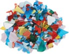 Mosaix Glass Pieces 200g - Assorted Colours