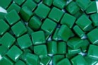 MOSAIX TILES COLOURED GREEN