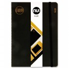 Nu Kraft A5 stitched lined notebook