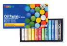 OIL PASTELS 12 Assorted colours