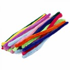 Pipe Cleaners Pack of 200 - Neon & Glitter