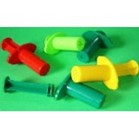 Plastic Clay Extruders set of 4