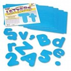 """Ready Letters 4"""" - Blue"""