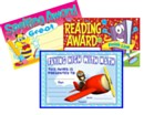 Recognition Cards - Reading