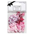 Ribbon Bows Pack of 20 - Pink