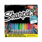Sharpie Fine Tip Markers 18 Pack